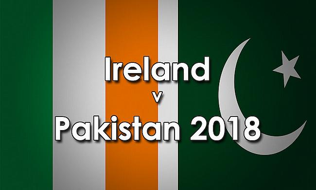 Pakistan tour of Ireland, 2018
