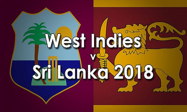 Sri Lanka tour of West Indies, 2018
