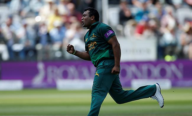 All-Rounder Patel Extends Notts Stay