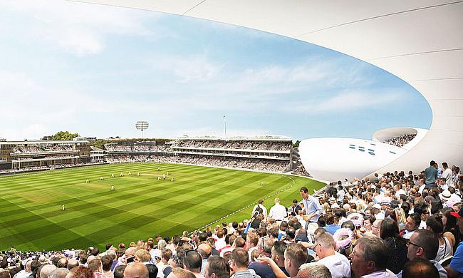 MCC unveils spectacular designs for new Compton and Edrich Stands at Lord's