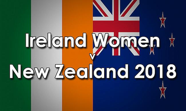 New Zealand Women tour of Ireland 2018