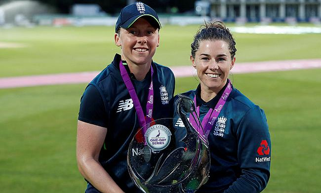 Tammy Beaumont Clinches Series Win For England