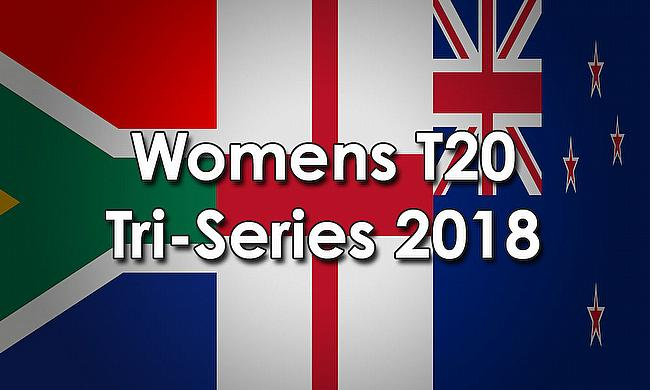 Womens T20I Tri-Series in England 2018