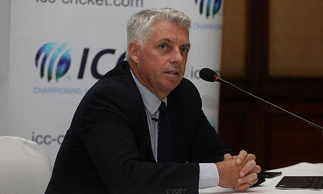 David Richardson to deliver the 2018 MCC Spirit of Cricket Cowdrey Lecture