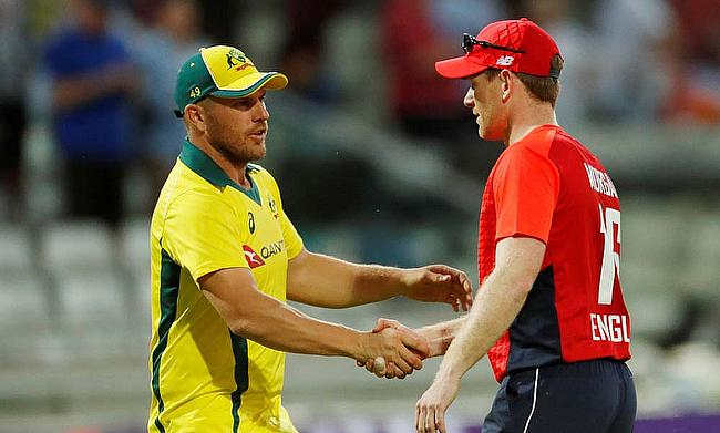 England beat Australia in the only T20I at Edgbaston by 28 Runs