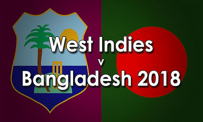 Bangladesh tour of West Indies 2018