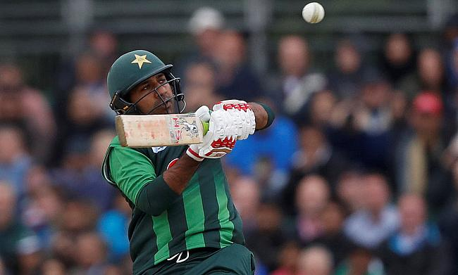 Pakistan beat Zimbabwe by 7 wickets in T20I Tri Series