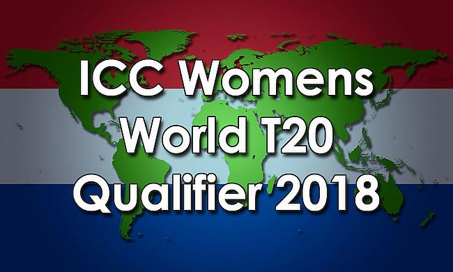 ICC Womens World T20 Qualifier 2018