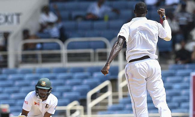 WINDIES  v Bangladesh 2nd Day 2nd Test in Jamaica