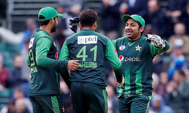 Pakistan won the 3rd ODI by 9 wickets against Zimbabwe