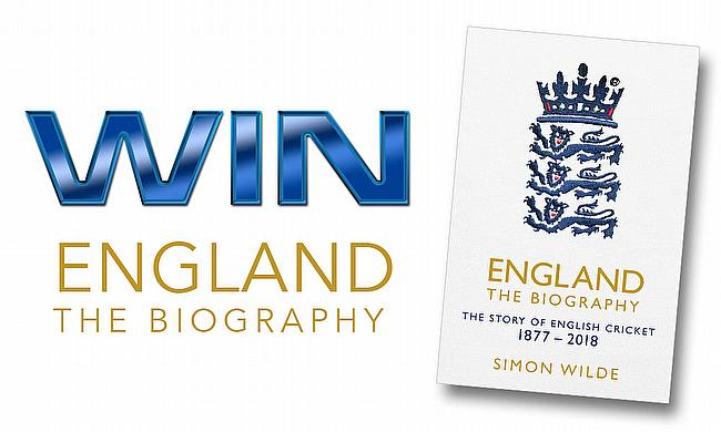 Win a copy of England The Biography by Simon Wilde
