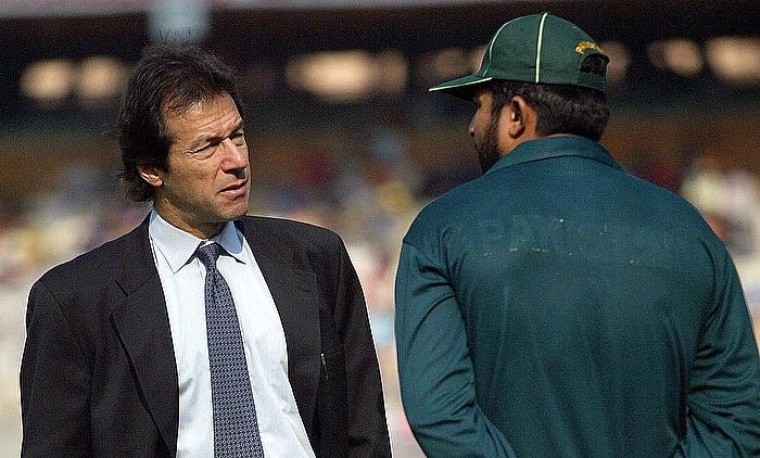 Out of 'Comfort Zone'  - Imran Khan