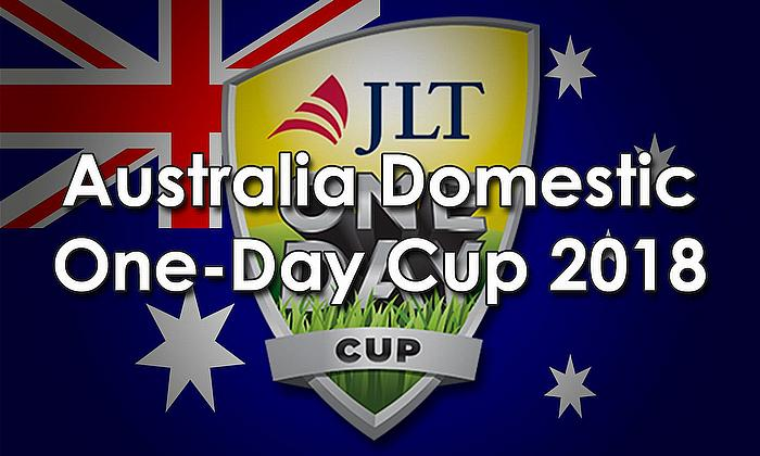 Australia Domestic One-Day Cup 2018