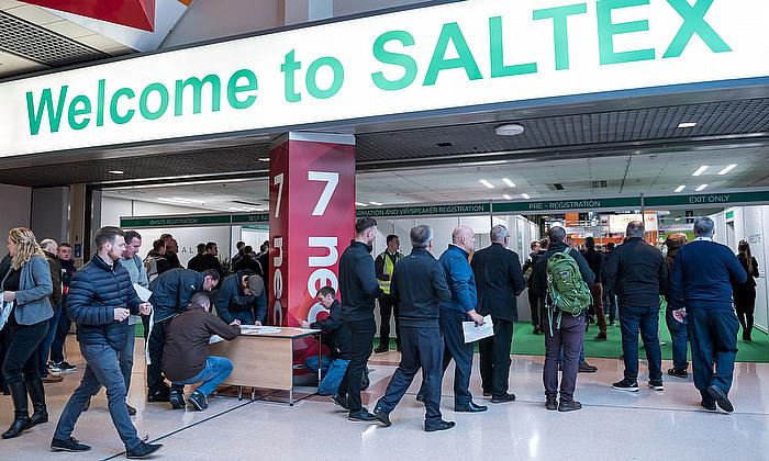 Plan Your Visit to SALTEX 2018
