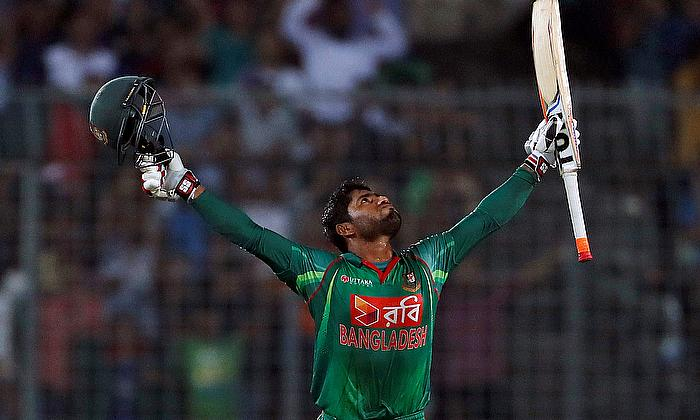 Bangladesh beat Zimbabwe by 28 runs in 1st ODI in Mirpur