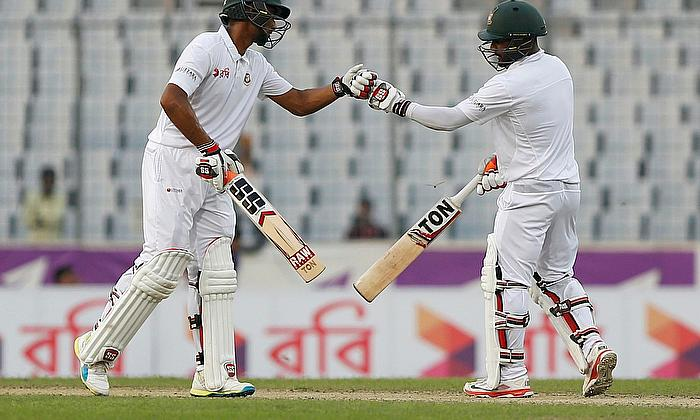 Zimbabwe beat Bangladesh in 1st Test by 151 runs