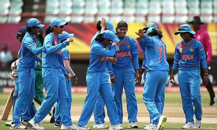 ICC Women's World T20 2018 - India beat Pakistan by 7 wickets