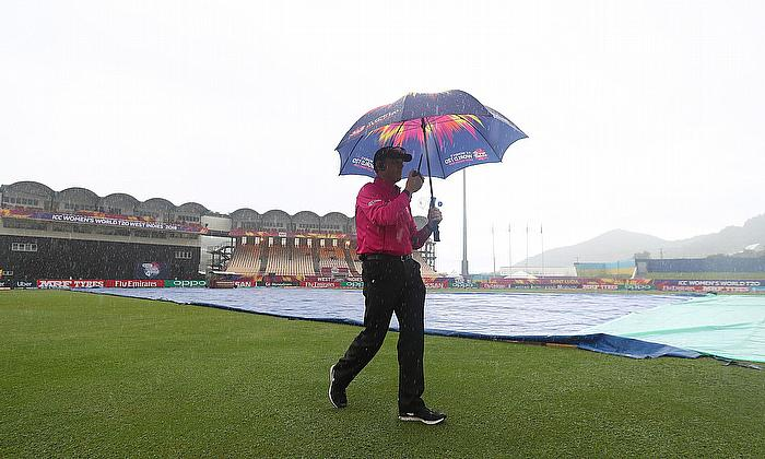 ICC Women's World T20 group A will remain in Saint Lucia despite extreme weather