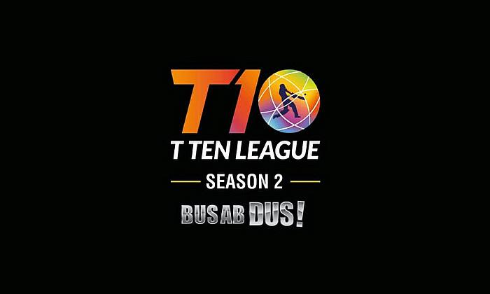 T10 Cricket League