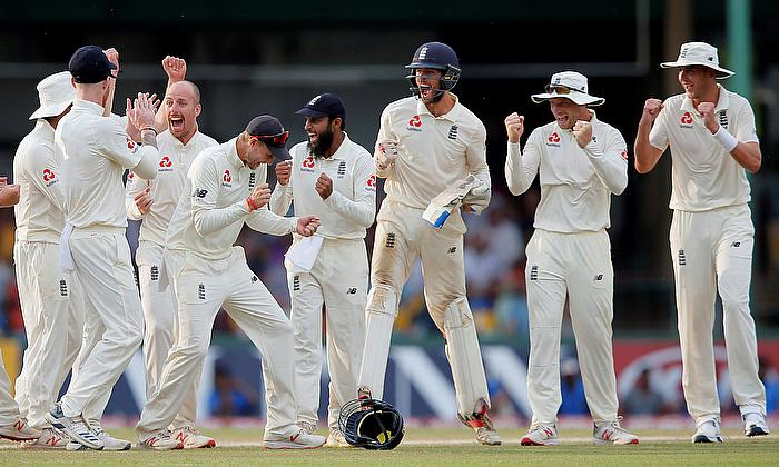 England on verge of series whitewash against Sri Lanka