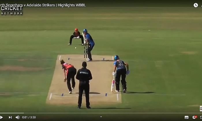 Perth Scorchers  v Adelaide Strikers  - Highlights WBBL