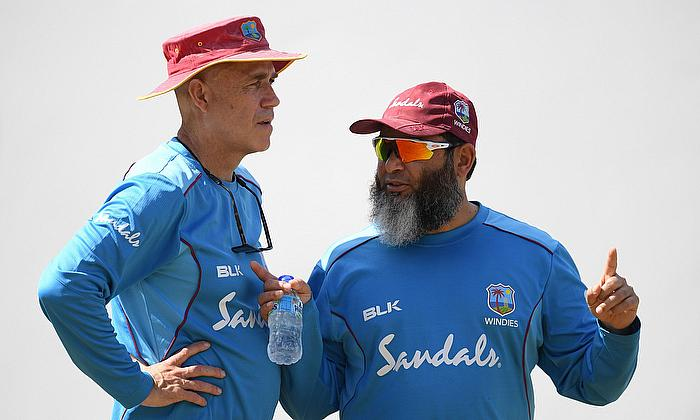 Windies Name Assistant Coaches for Busy Season