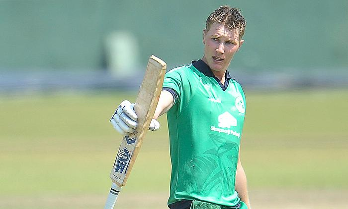 Harry Tector Century Not Enough as Ireland Wolves Beaten by Sri Lanka A
