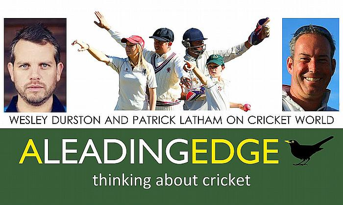 Cricket A Leading Edge