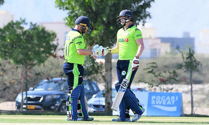 Stirling, O'Brien Break Records in Scotland Victory