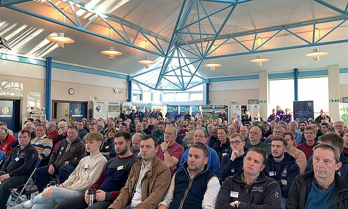 Dennis & SISIS Groundcare Seminar Widely Praised