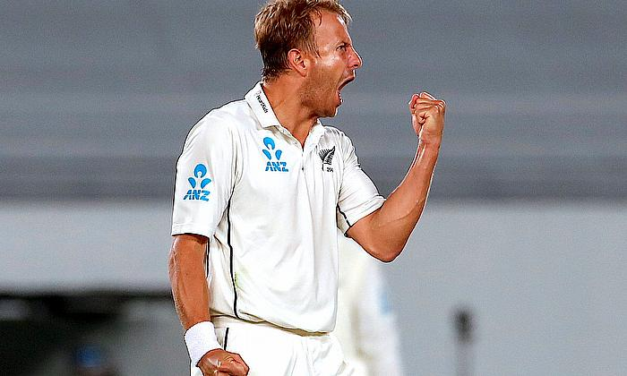 Wagner joins select group of New Zealand bowlers after Wellington Test