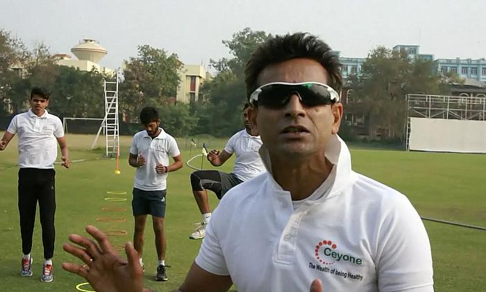 Progressive Stride Length Run with Chinmoy Roy
