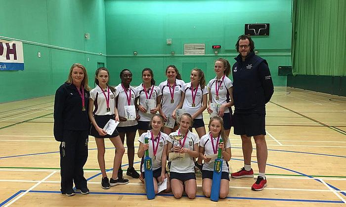 Haileybury U13 Girls Crowned Lady Taverners County Champions