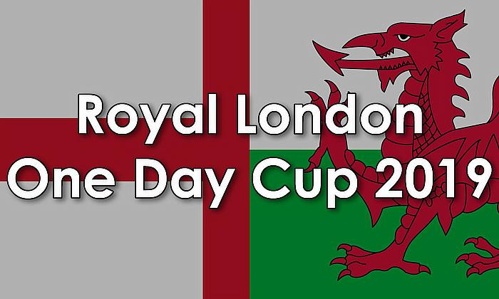 Royal London One-Day Cup 2019