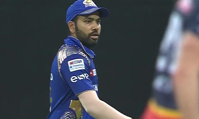 Rohit Sharma Mumbai Indians Captain