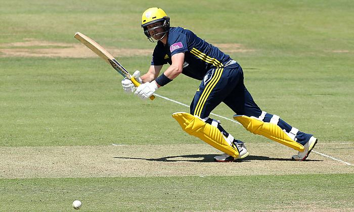 Hampshire beat Kent Spitfires by 90 runs in Royal London Cup