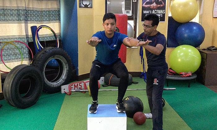 Cricket Fitness Training: Jumps and Lifts with Chinmoy Roy