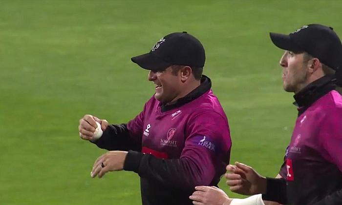 Somerset through to Lord's Final after beating Notts Outlaws by 115 runs in Royal London One-Day Cup