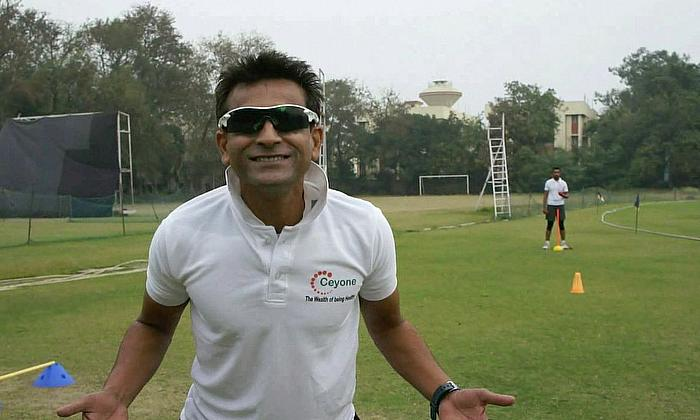 Fielding Agility and Fitness with Chinmoy Roy