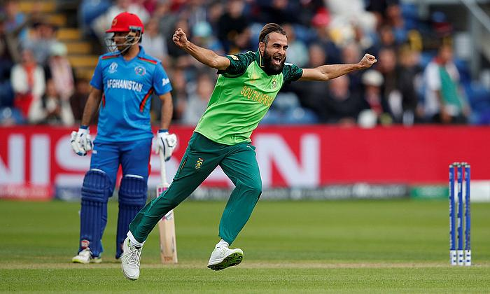 South Africa beat Afghanistan comfortably by 9 wickets in Cardiff (D/L)