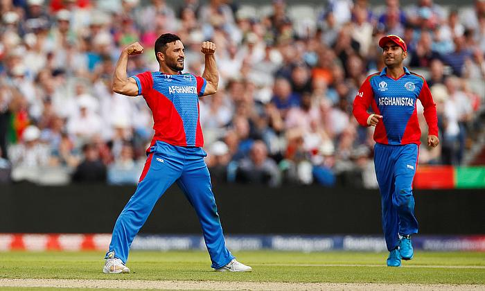Our spinners are one of the best spin attacks in the world  - Gulbadin Naib Afghanistan