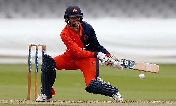 Netherlands beat Zimbabwe by 49 runs in the 1st T20I