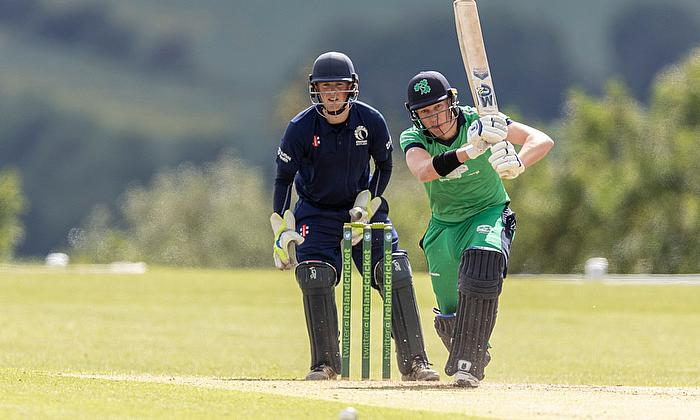 Ireland Wolves Captain Harry Tector on Saturday's Clash with Zimbabwe
