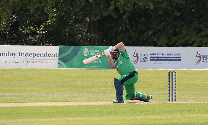 Ireland beat Zimbabwe by 4 wickets in 1st ODI