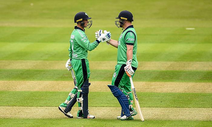 Ireland go 2-0 up against Zimbabwe in 1st series win at home against Full ICC Member nation