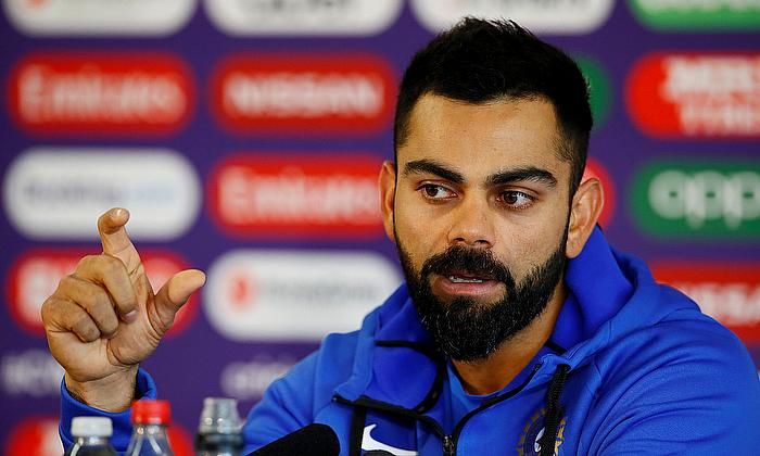 Virat Kohli Looking Forward to Renewing 12-year Rivalry