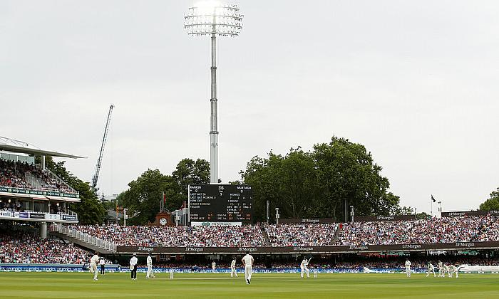 England v Ireland - Lord's Cricket Ground, London