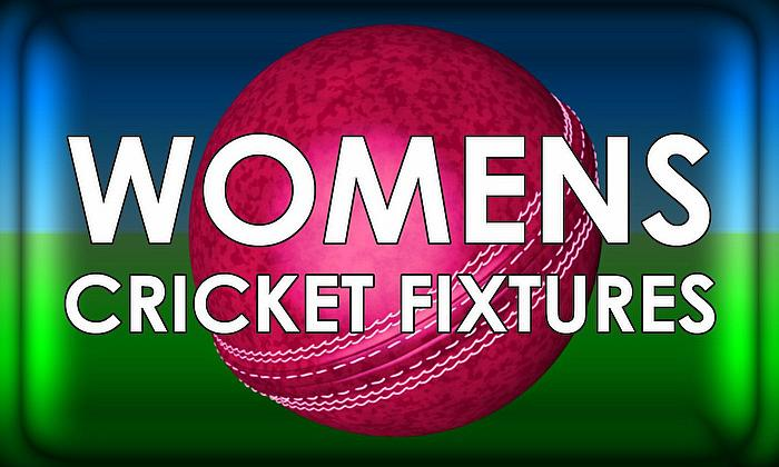 Womens Cricket Fixtures