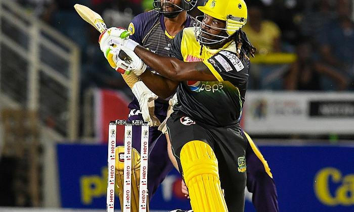 CPL 10th Match - Jamaica Tallawahs vs Trinbago Knight Riders Highlights
