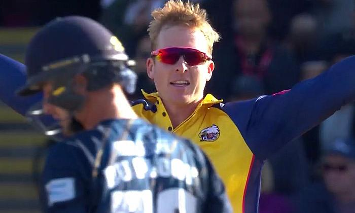 Essex Eagles through to first Vitality Blast final beating Derbyshire Falcons by 34 runs